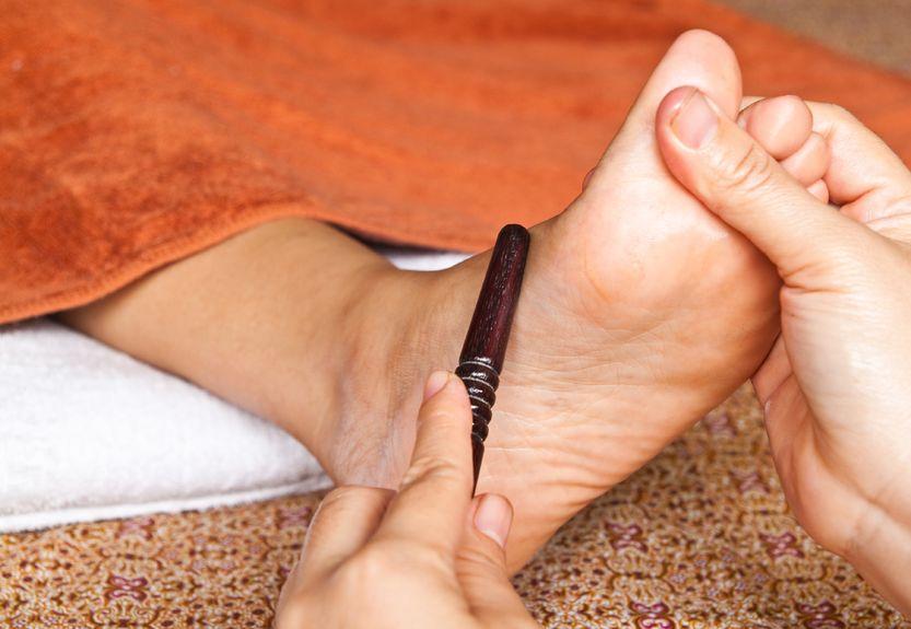 Formation «Foot massage» (réflexologie plantaire thaï)