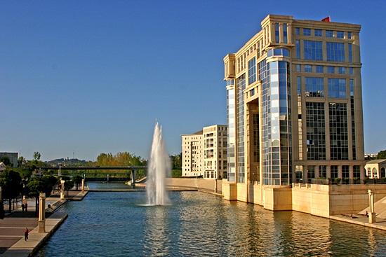 Hotel De Region Montpellier