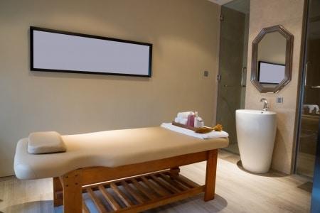 10 id es pour une salle de massage bien tre originale - Deco volwassen kamer zen ...