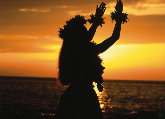femme masseuse hawaii Lomi-Lomi
