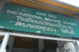 wat po massage