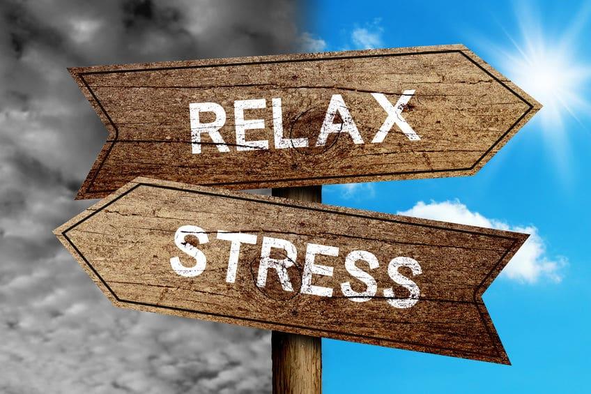 choisir le stress ou la relaxation