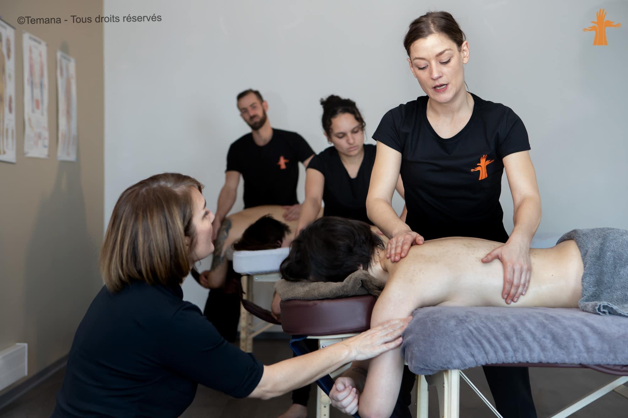 5 raisons de choisir votre Formation massage en contrat d'apprentissage