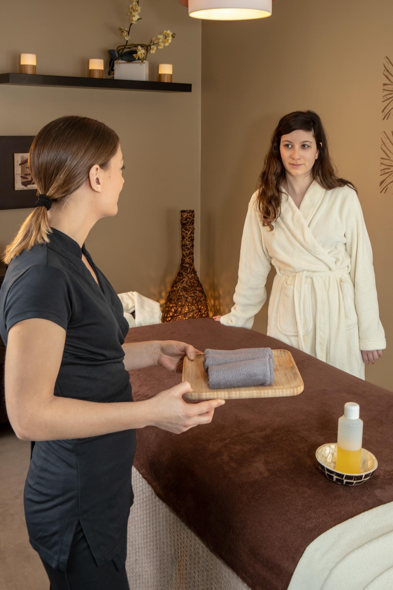 Massage Bien-être : la relation unique Masseur-Massé
