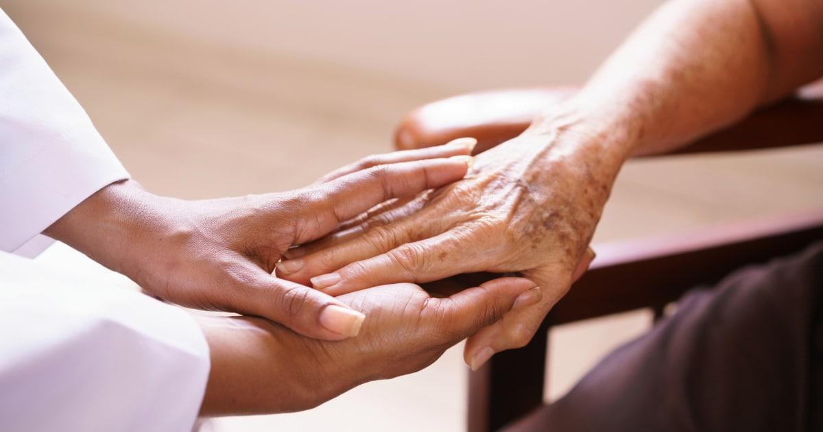 Le massage bien-être pour nos aînés