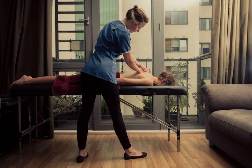 Comment éviter les blessures quand on est masseur?