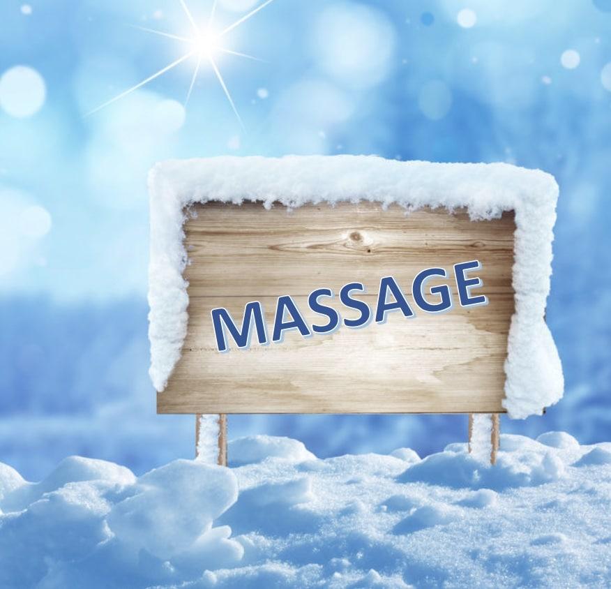 Professionnels : Quels massages proposer pour l'hiver ?