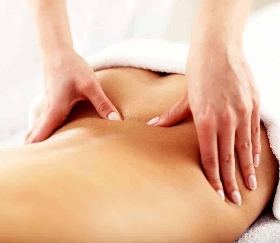 Appliquer la pression idéale pour un massage réussi