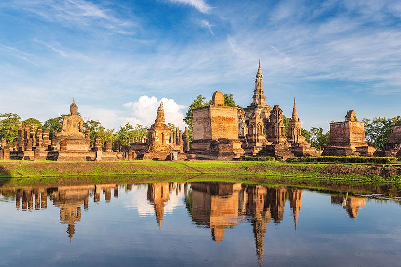 Techniques corporelles de bien-être – Bloc de compétence N°4 – Royaume du Siam