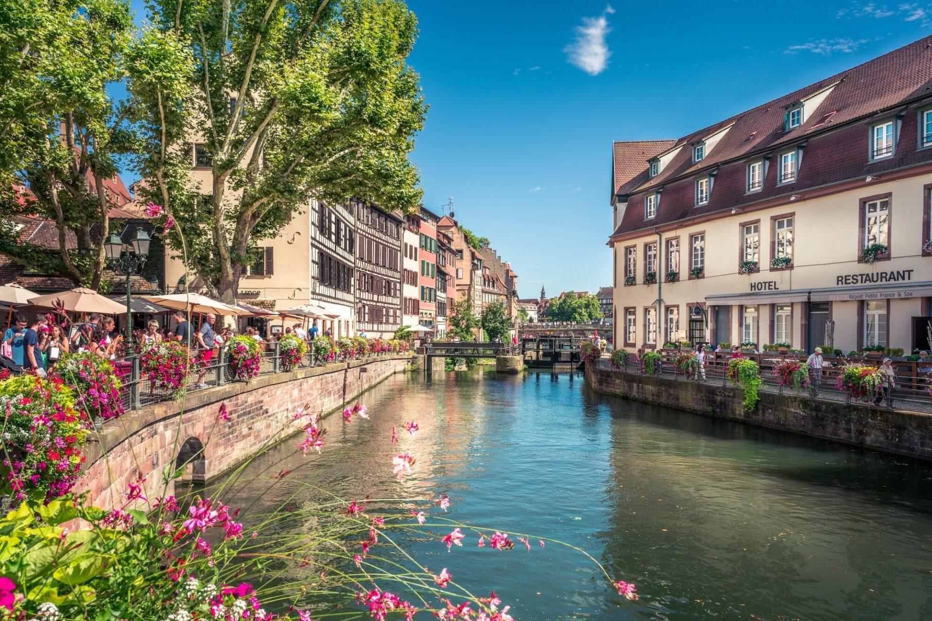 L'école de massage Temana à Strasbourg