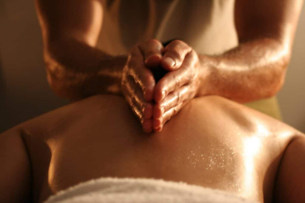 La technique du massage oriental
